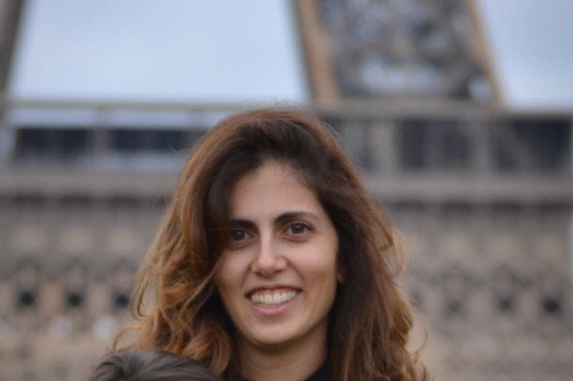 Antonella coworker