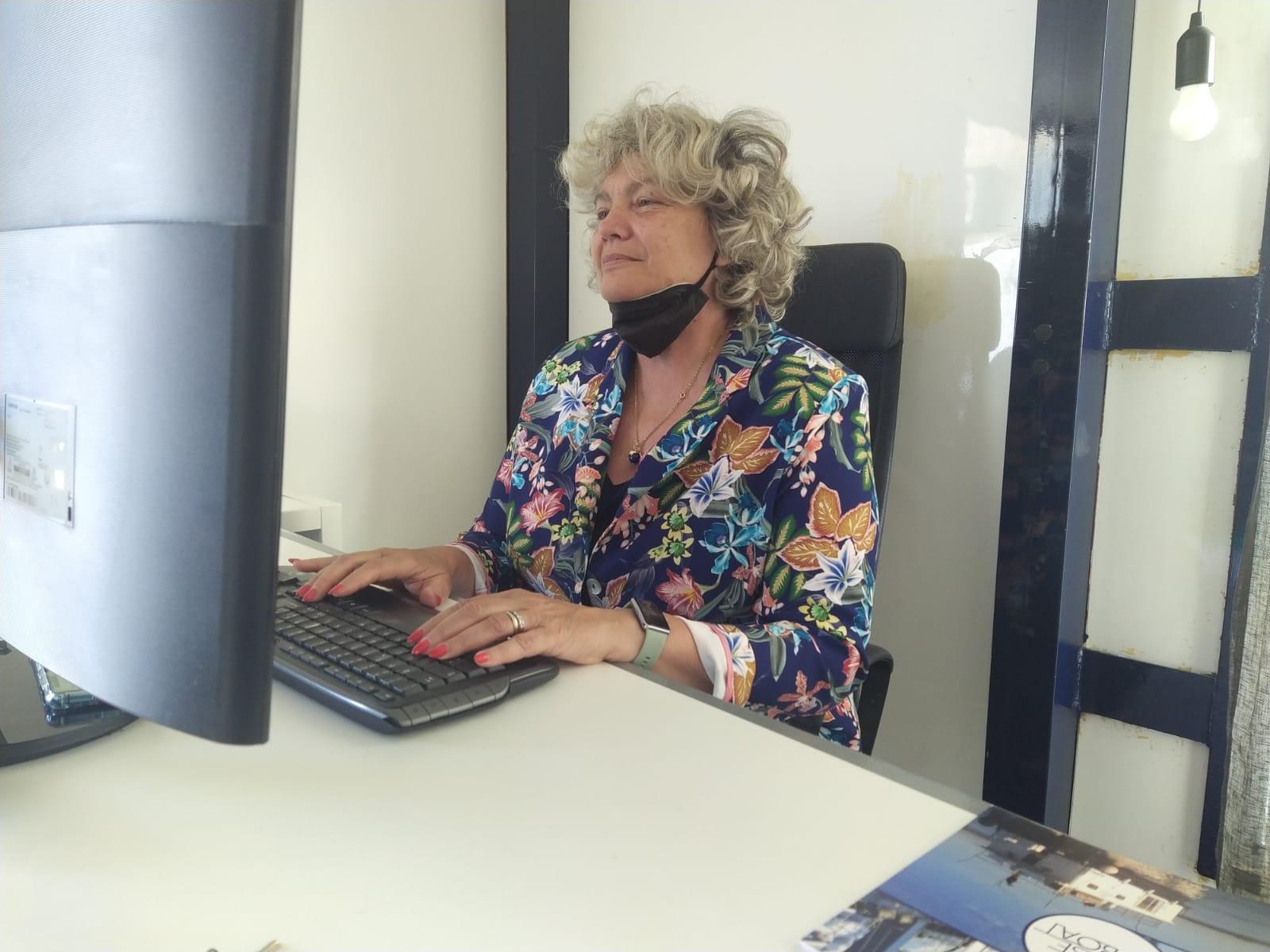 Michela-Fucile-office